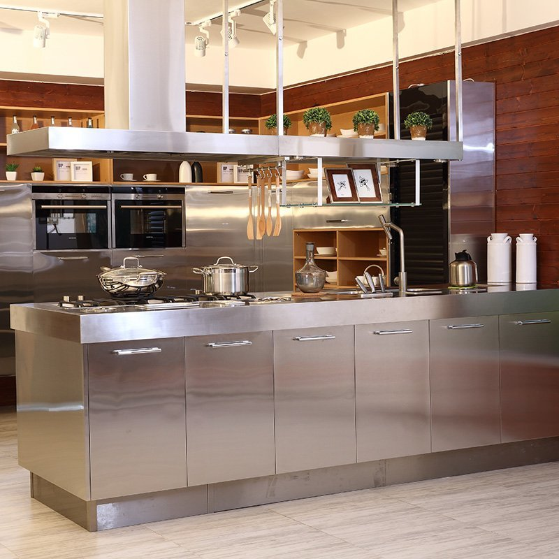 Kitchen Cabinet | Find Stainless Steel Kitchen Cabinets For Sale