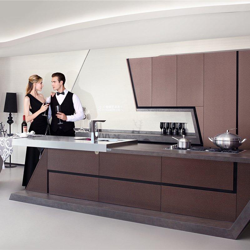 X007 Euclid - Premium Stainless Steel Kitchen Modern Style