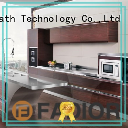 Quality Fadior Stainless Steel Kitchen Cabinets Brand stainless steel wall cabinets kitchen palace