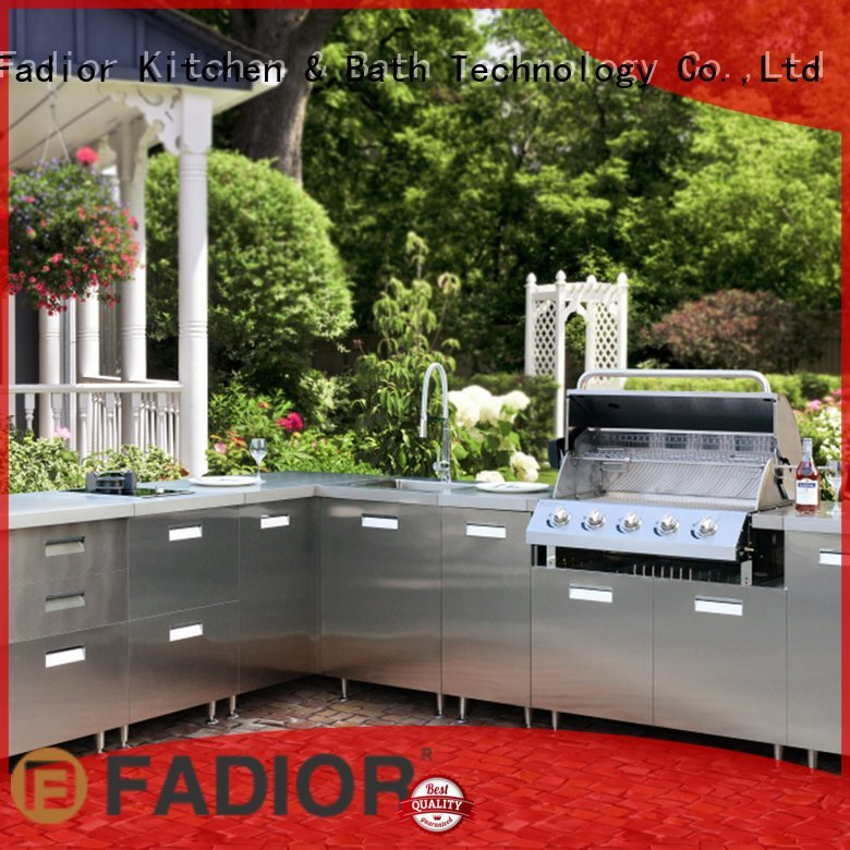 stainless steel wall cabinets kitchen exclusive Fadior Stainless Steel Kitchen Cabinets Brand metal kitchen cabinets