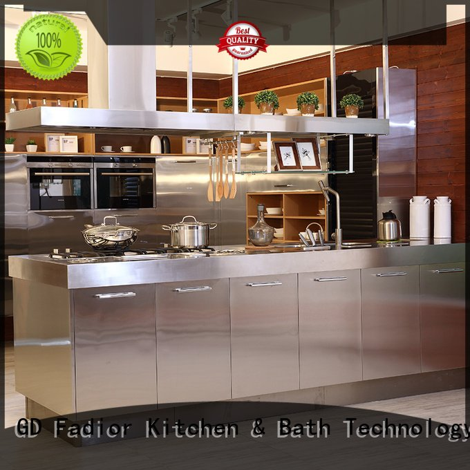 stainless steel wall cabinets kitchen palace gilt metal kitchen cabinets Fadior Stainless Steel Kitchen Cabinets Warranty