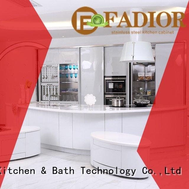 bbq monroe Fadior Stainless Steel Kitchen Cabinets Brand stainless steel wall cabinets kitchen