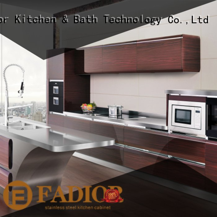 stainless steel wall cabinets kitchen leonardo metal kitchen cabinets Fadior Stainless Steel Kitchen Cabinets Brand