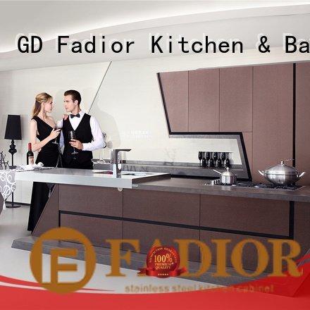 steel metal kitchen cabinets american Fadior Stainless Steel Kitchen Cabinets company