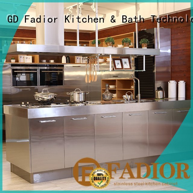 marilyn metal kitchen cabinets Fadior Stainless Steel Kitchen Cabinets stainless steel wall cabinets kitchen