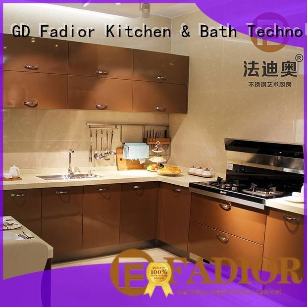 Hot stainless steel wall cabinets kitchen color metal kitchen cabinets oak Fadior Stainless Steel Kitchen Cabinets
